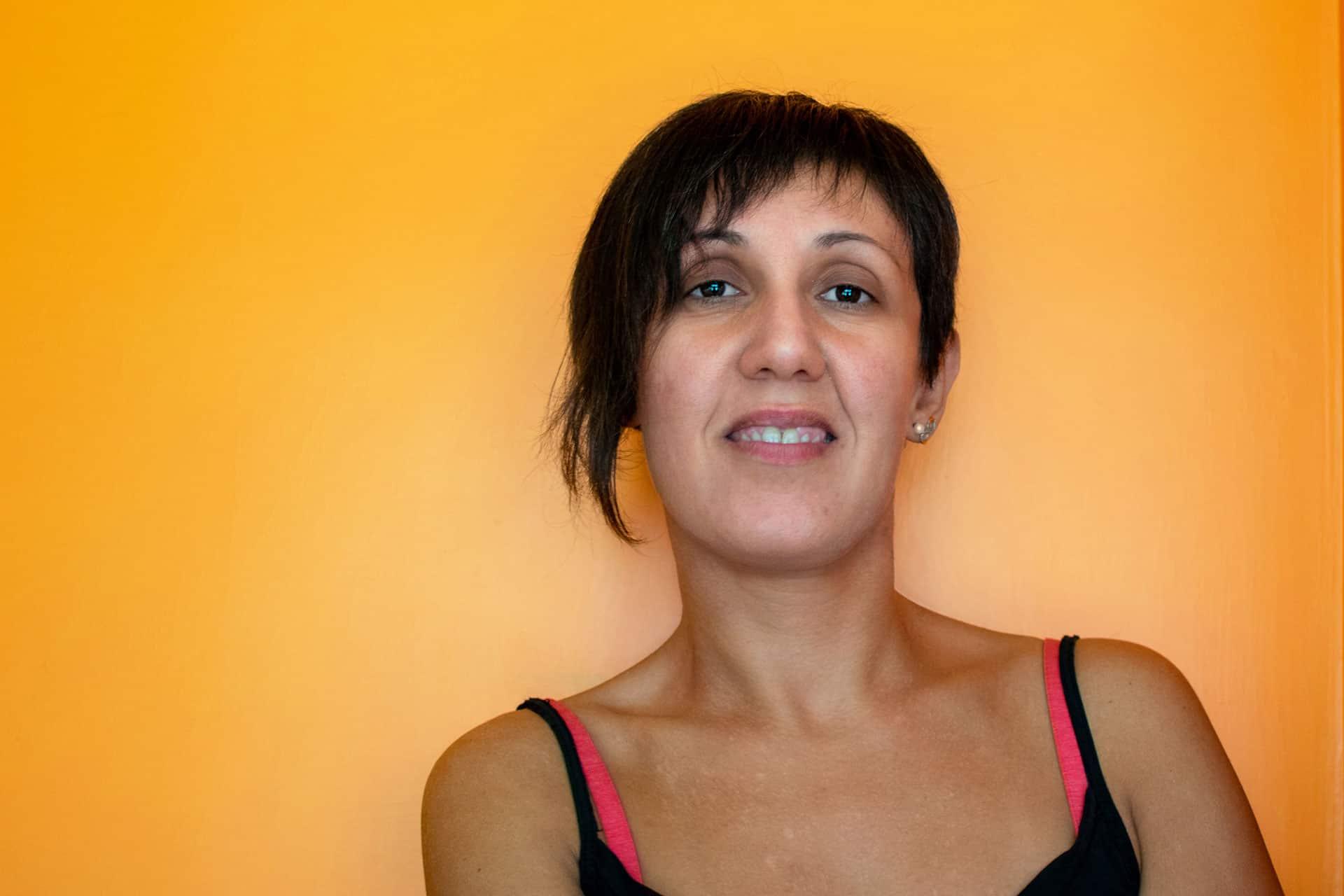 insegnante yoga ilenia cinquantini