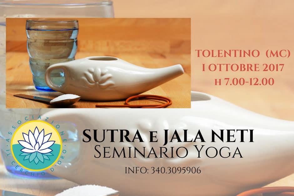 locandina seminario yoga sutra jala